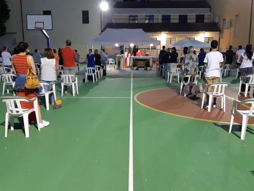Iniziate le Messe serali all'aperto