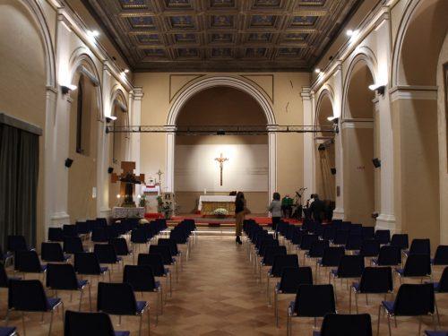 Riaperta al culto la chiesa di San Giacomo
