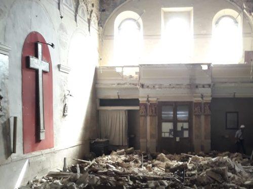 Sisma, 4° anniversario: ridateci il nostro crocifisso